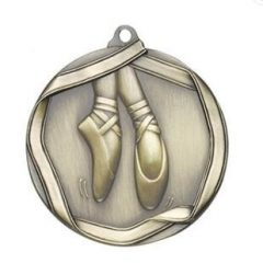 Customised Dance Medals for Ballet
